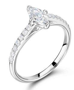 Engagement Rings London Hatton Garden Voltaire Diamonds